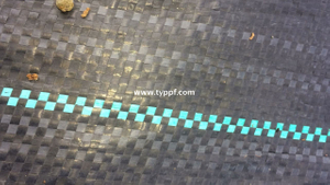 Plastic PP Ground Cover Fabric Mat
