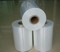 Center Fold POF Shrink Film